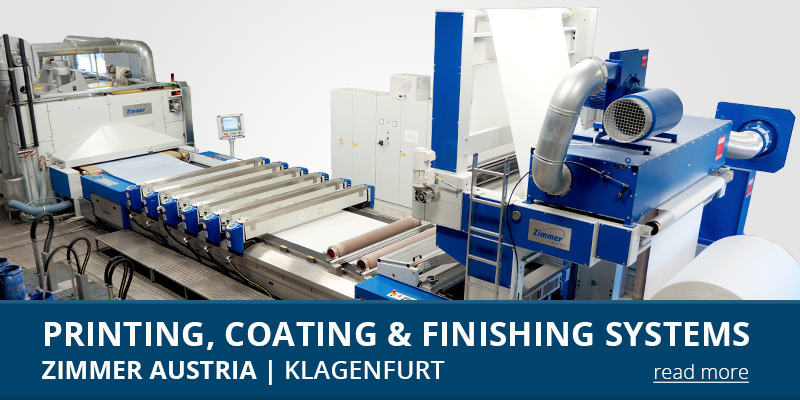 Screen & Coating Systems | ZIMMER AUSTRIA Klagenfurt